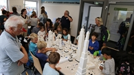 Kinderprogramm: Raumfahrzeuge aus Lego