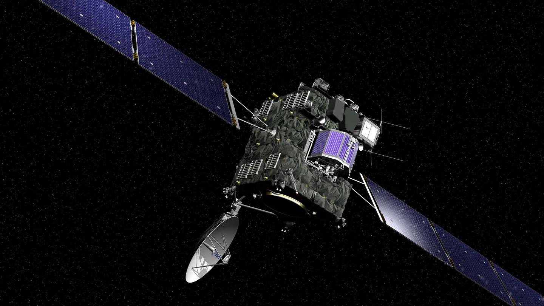 Schluss mit dem Winterschlaf: Europäische Raumsonde ... Rosetta