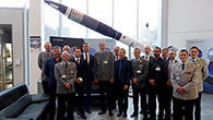 Besuch des Raumfahrtkontrollzentrums GSOC