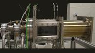 Aufbau der Versuchsbrennkammer in RECORD