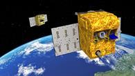 """Kleinsatellit BIROS und TET%2d1: Die """"Feuerlupen"""" der FireBIRD%2dMission"""