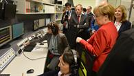 Bundeskanzlerin Angela Merkel im :envihab