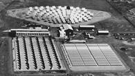 Anfang der 1980er Jahre entstanden die ersten Versuchsanlagen der Plataforma Solar de Almería
