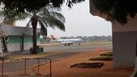 Messkampagne an der westafrikanischen Küste