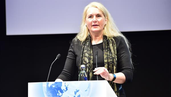 Prof. Pascale Ehrenfreund