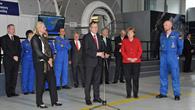 ESA%2dChef Prof. Wörner verkündet zweite Mission für Alexander Gerst