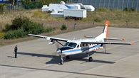 Cessna C208B Grand Caravan auf dem Rollfeld