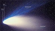 Komet Hale-Bopp 1997
