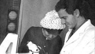 Die Entdecker von 67P/Churyumov%2dGerasimenko: Swetlana Gerassimenko und Klim Tschurjumow