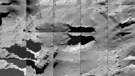 Die Mission Rosetta ist beendet. Um 13.19 Uhr (MESZ) setzte die Sonde auf dem Kometen 67P auf.