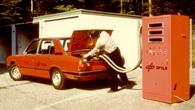 1978: Das erste Wasserstoff%2dAuto Europas