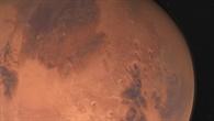 Animation: Flug über Mawrth Vallis