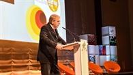 Hubert Wicker beim DLR%2dEnergieforschungs Kolloquium