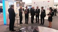 Staatssekretär Klaus Vitt informiert sich über das ZKI