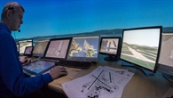 Abläufe am Flughafen Zürich in der Simulation
