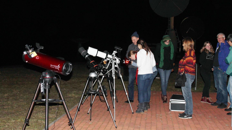 Optische teleskope fantastische einblicke in die weiten des