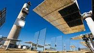 Erzeugung Effizienter Energieträger mit Sonnenenergie