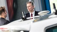 Prof. Karsten Lemmer im Institut für Fahrzeugkonzepte