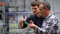 Energiesystemlabor im Institut für Vernetzte Energiesysteme