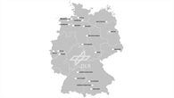 Bundesweite Standorte des Deutschen Zentrums für Luft%2d und Raumfahrt