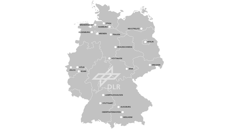Leitungen Der Standorte Des Dlr