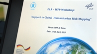 Auftakt%2dMeeting beim World Food Programme (WFP) in Rom