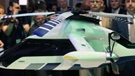 Modell des RACER bei der Paris Air Show