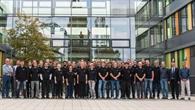 Teilnehmer und Betreuer der DLR_Uni_Summerschool_Luftfahrt 2017