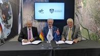 Zusammenarbeit von DLR und Universität von Sydney