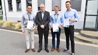Siegerteam der TU München