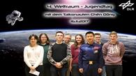Taikonaut zu Gast im DLR_School_Lab Neustrelitz