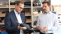 Kamerasysteme für 3D%2dAufnahmen in Echtzeit