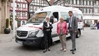 Baden-Württembergische Wissenschaftsministerin Bauer besucht Reallabor Schorndorf