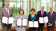 DLR und IFSTTAR unterzeichneten Grundsatzvereinbarung für zukünftige Zusammenarbeit
