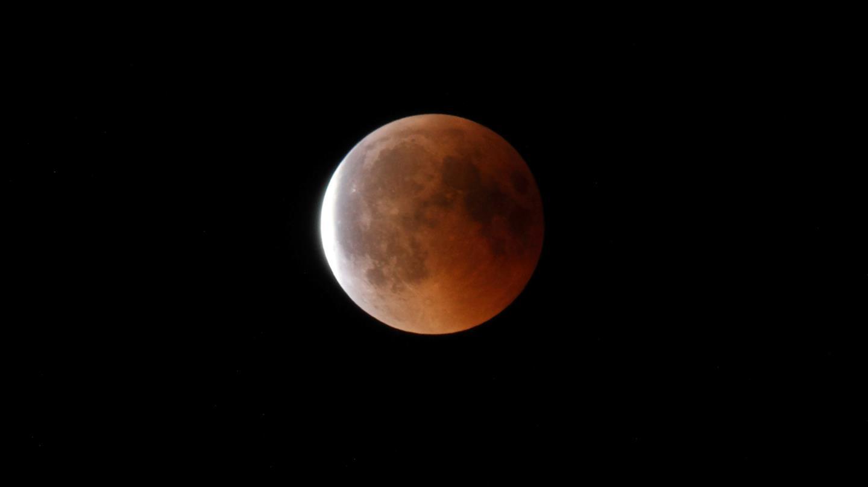 Mond Und Mars Sorgen Für Sternstunden Im All