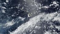 Wolkenband über Hawaii