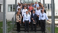 Delegierte des 9. Americas Competitiveness Exchange Programms zu Besuch im DLR Berlin%2dAdlershof