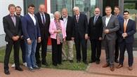 MdEP Gesine Meißner zu Besuch am DLR%2dStandort Neustrelitz