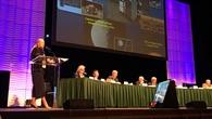 Vorstandsmitglieder nahmen an Diskussionen zur Zukunft der Exploration teil