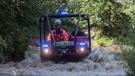 Mit Amphibienfahrzeugen durch unwegsames oder überflutetes Gelände