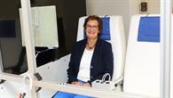 MdB Sybille Benning informierte sich über die Forschung zum Thema Mobilität im DLR Berlin%2dAdlershof