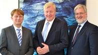 Niedersachsens Wirtschaftsminister Dr. Bernd Althusmann zu Gast beim DLR in Oldenburg