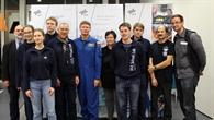 DLR_School_Lab Team zusammen mit Gennadi Padalka