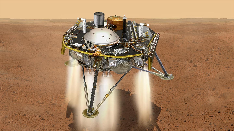 Dlr Portal Tas Ransel Grand Polo T011 Gray Insight Landet Auf Dem Mars