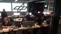 MASCOT%2dKontrollzentrum in Köln
