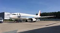 A320 ATRA vor dem Start