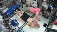 Myotones: Muskeltonusmessungen in Schwerelosigkeit