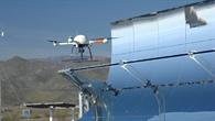 Qualitätskontrolle für Solarkraftwerke aus der Luft