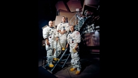 Die Crew der Apollo 8%2dMission
