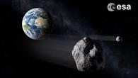 Asteroiden im Vorbeiflug an der Erde
